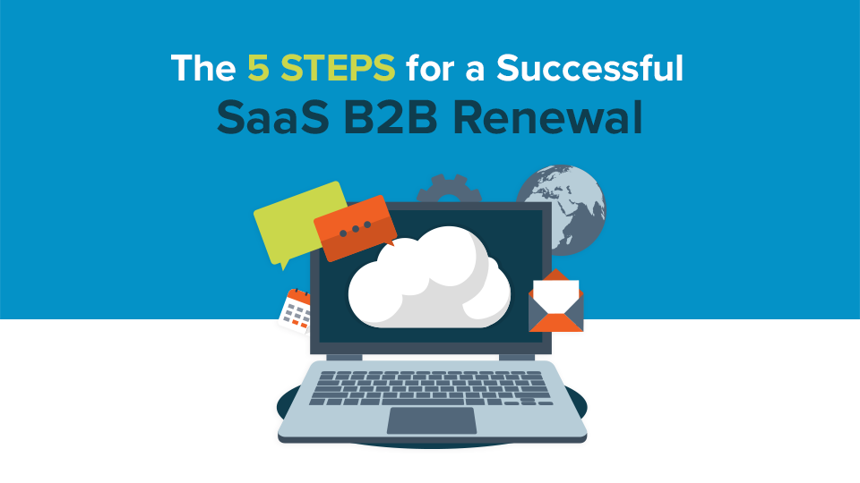 The 5 Steps for a Successful SaaS B2B Renewal