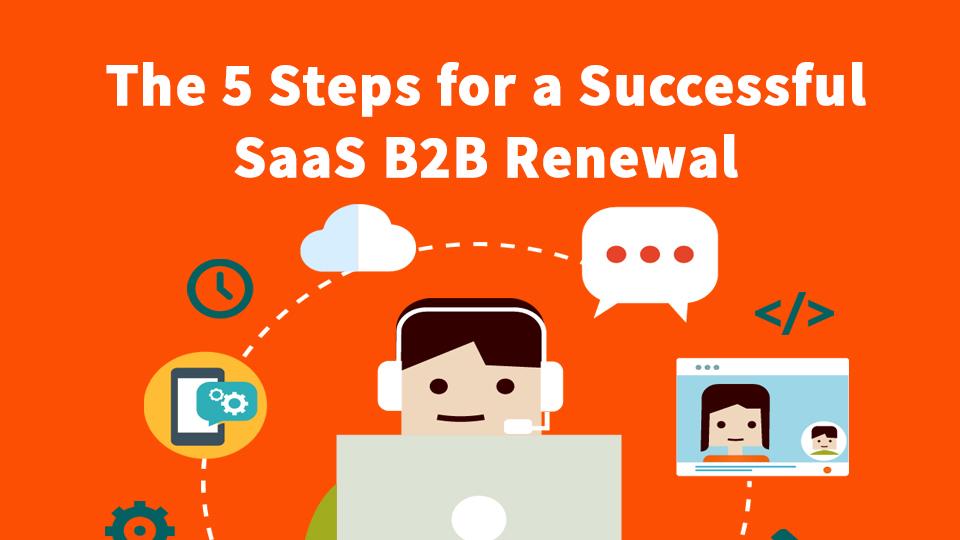 Successful SaaS renewal