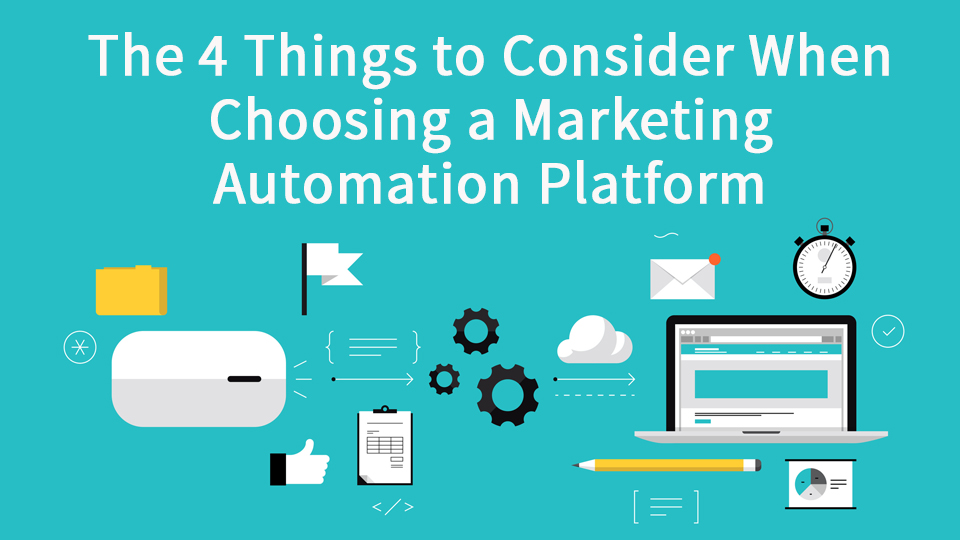 how to choose a marketing automation platform