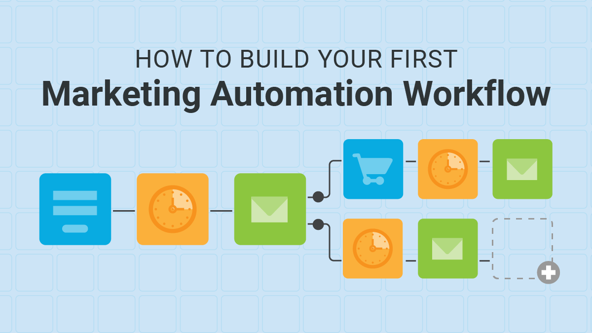 How to Build Your First Marketing Automation Workflow
