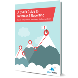 A CRO's Guide To Revenue & Reporting
