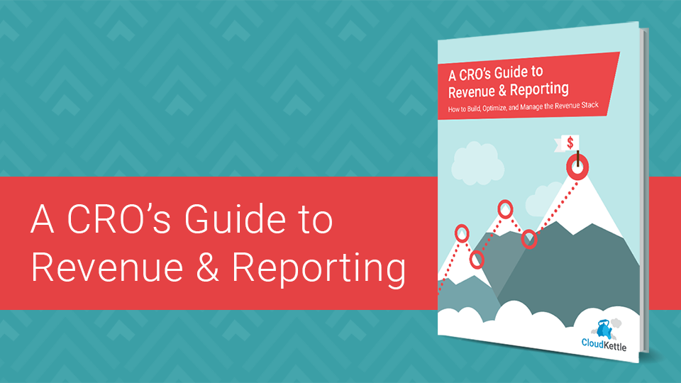 NEW eBook   The Chief Revenue Officer's Guide to Revenue & Reporting