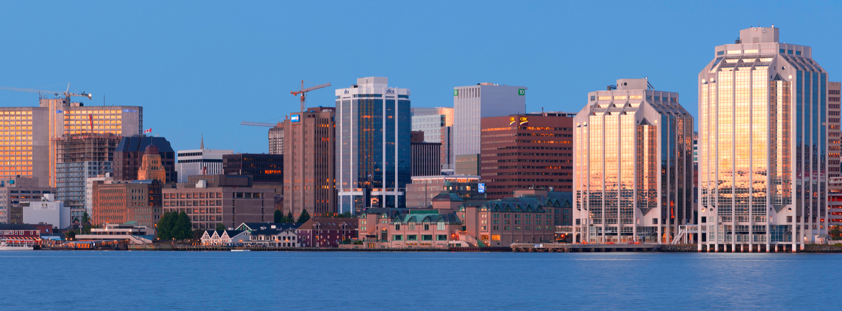 Careers Hero Image Halifax skyline