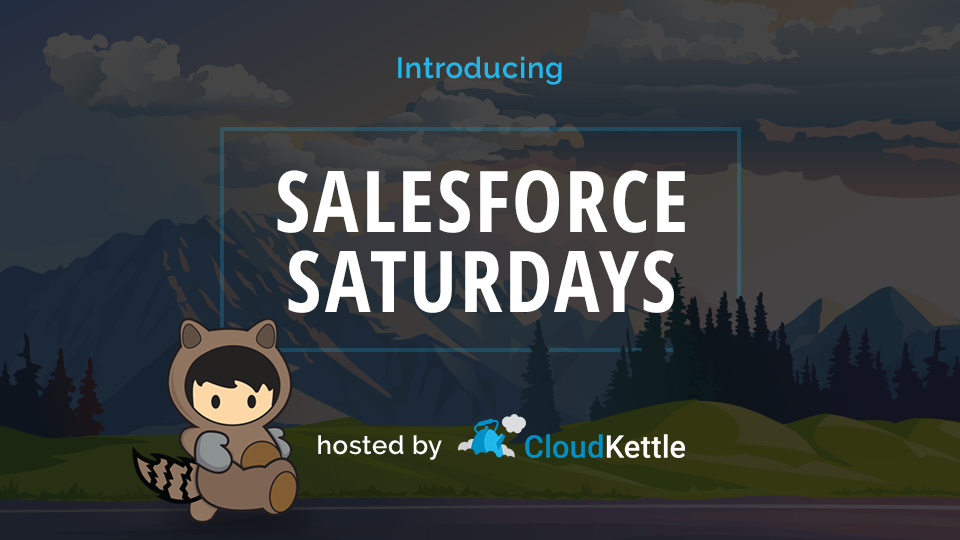 Salesforce saturdays hosted by