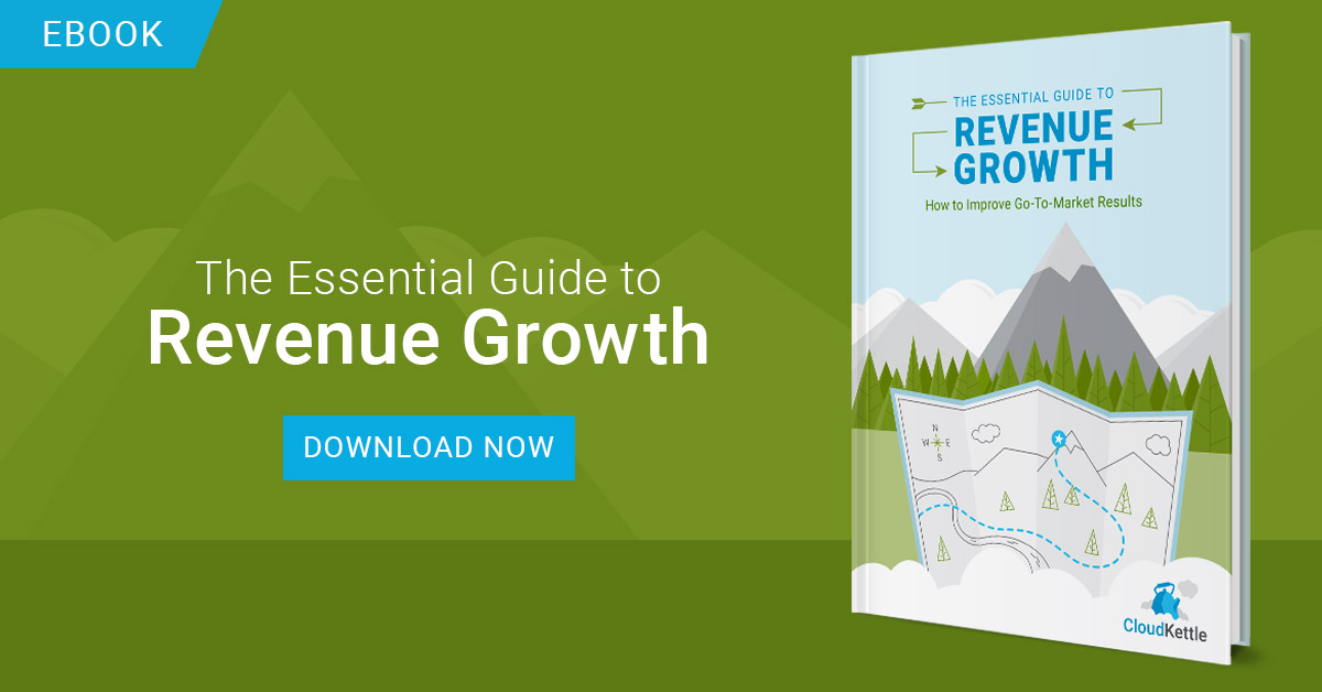 NEW eBook | The Essential Guide to Revenue Growth