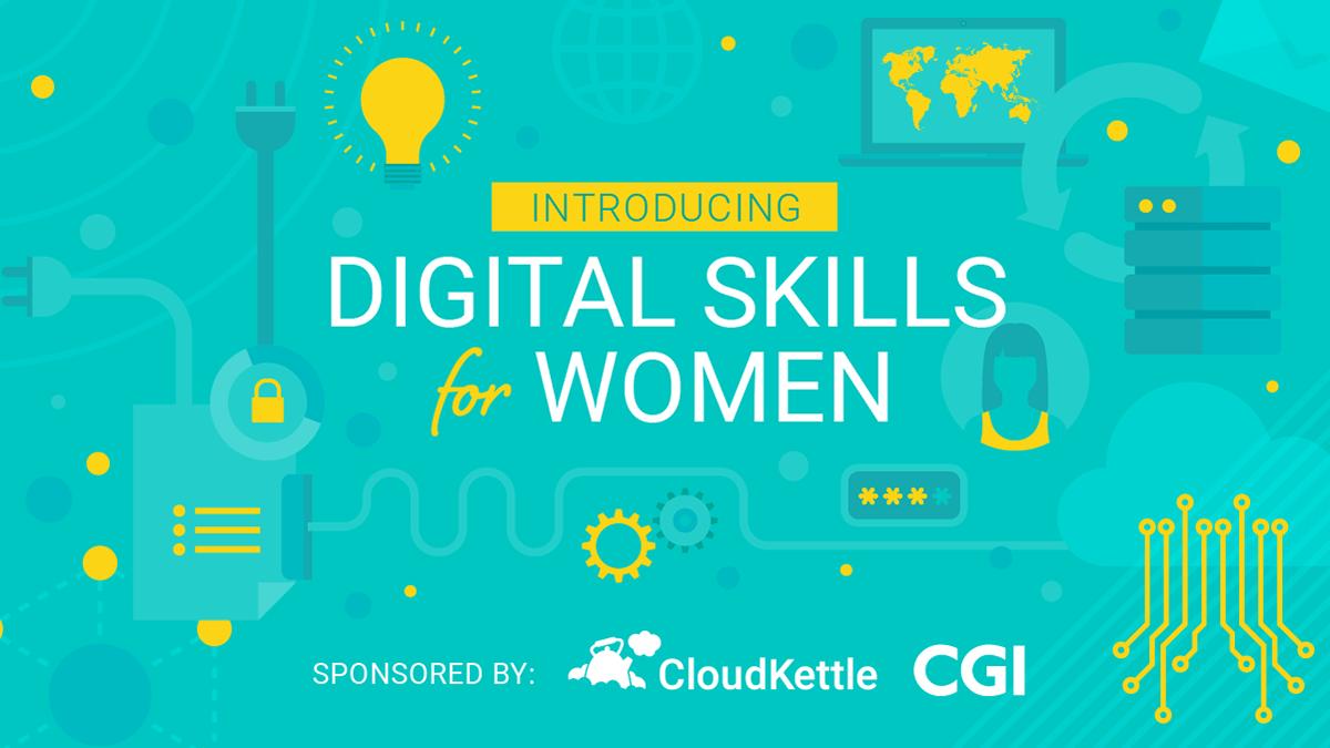 Digital Skills for Women Winter 2019 cohort