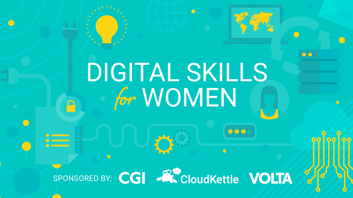 Digital Skills for Women Halifax