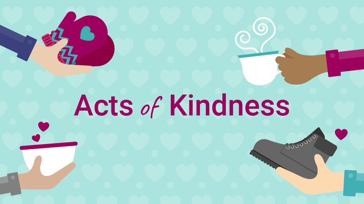 Acts of kindness 2018