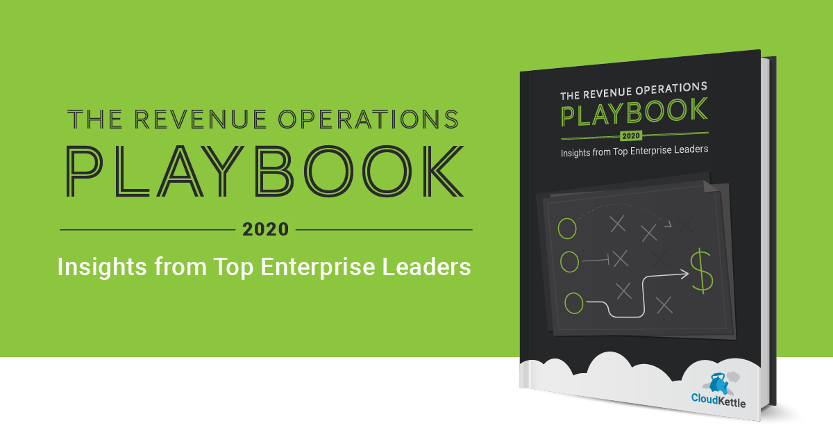 NEW eBook: Revenue Operations Playbook 2020