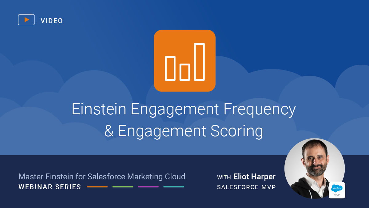 Salesforce Einstein Engagement Frequency & Engagement Scoring