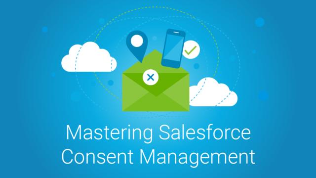 Consent Management Salesforce