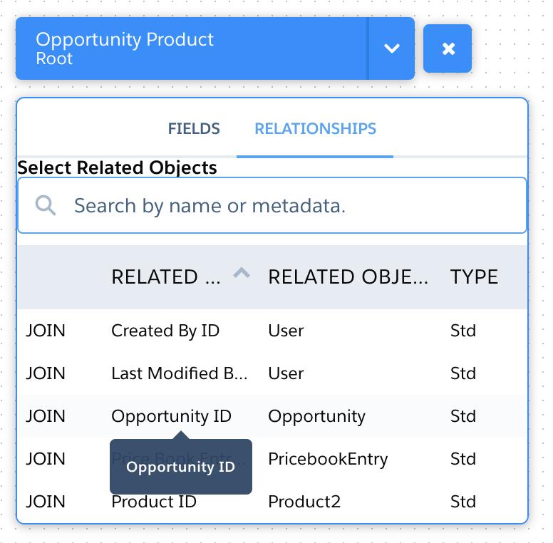 Einstein - Opportunity ID