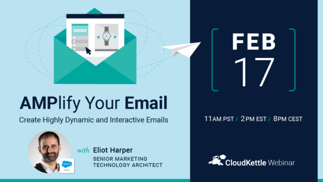 Register Now: AMPlify Your Email Webinar!